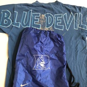 Duke Blue Devils Shirt